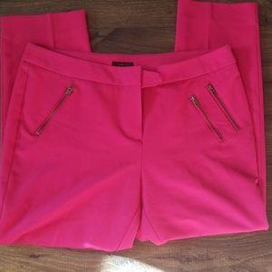 Hot pink Capris